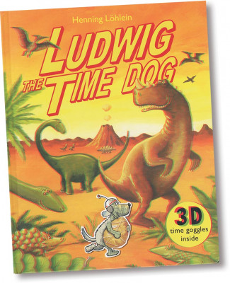 Ludwig the Time Dog book details
