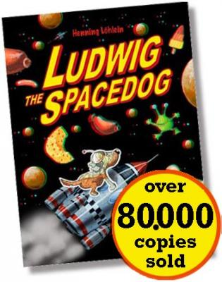 Ludwig the Space Dog book details