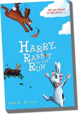 Harry Rabbit on the Run book details