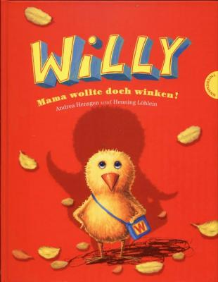 Willy book details